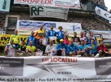 24-26 giugno 2016 - Lavaredo Ultra Trail, Santa Caterina Vertical, 10 km del Manzoni, Introbio-Biandino, Mandello-Bietti e Dangri-Capanna Como