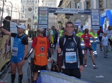 27 novembre 2016 - Firenze Marathon