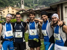 25, 28 e 29 maggio 2016 - 5km a rotta di collo, Pasturo-Grignone Tutt d'un Fiàa, Run by Night e Trail del Viandante