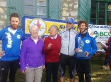 16 ottobre 2016 - Trofeo dei Presidenti, Chianti Trail, Mezza delle Groane e Half Marathon Cremona
