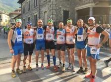 8 e 9 aprile 2017 -- Valtellina Vertical Tube Race, BvG e Monte Barro Running