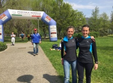 26 marzo, 1 e 2 aprile 2017 -- Mezza e 60 km di Seregno, Magnifica Salodium, Mezza di Praga, Sky del Canto, SciaccheTrail, Milano Marathon, TuttaDritta e Camminata dell'Amicizia