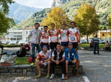 23 e 24 settembre 2017 – Corsa a coppie dell'Innominato, Bergamo Half Marathon e Trofeo Marmitte dei Giganti