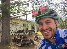 29 Luglio - 15 Agosto: Firenze - Capo Nord in 15 giorni, l'avventura in bici di Mattia Biffi