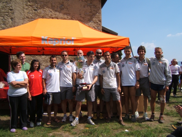 "Il ""Trofeo Dario e Willy"" ai Falchi"