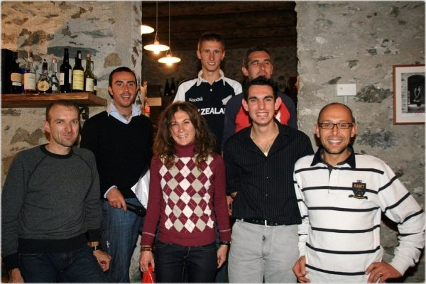 Team Valtellina (foto Pizzoscalino.it)